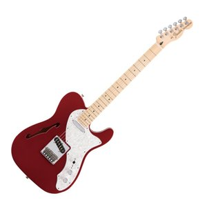 Fender Deluxe Telecaster Thinline MN CAR エレキギター