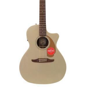 Fender(フェンダー) Newporter Player Champagne【アコースティックギター エレアコ 】の商品画像|ナビ