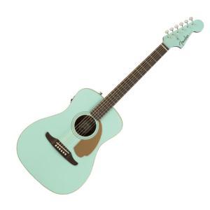 Fender Malibu Player AQS WN エレクトリックアコースティックギター