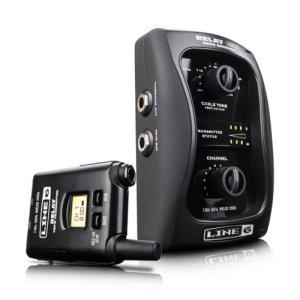 LINE6 RELAY G50 ギターワイヤレスシステムケーブルのトーンとシンプルさケーブルと変わら...
