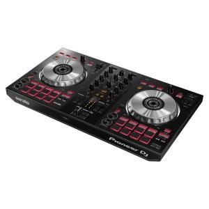 DDJ-SB3 は直感的なDJプレイが可能なインターフェイスを取り入れており、DJが初めての方でも本...