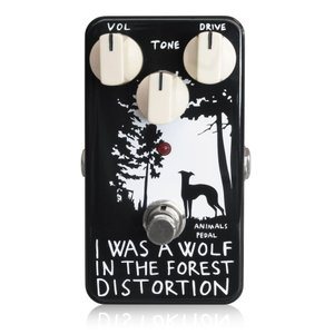 I WAS A WOLF IN THE FOREST DISTORTIONは、全てのロックギタリスト...