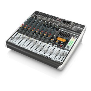 BEHRINGER QX1222USB XENYX 12ch アナログミキサー