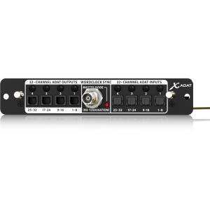 BEHRINGER X-ADAT デジタルミキサー ADAT入出力カード