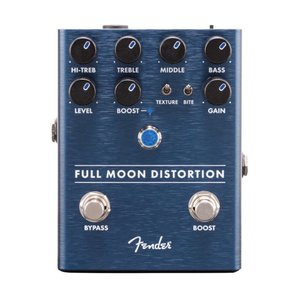 Fender Full Moon Distortion Pedal ディストーション ギターエフェク...