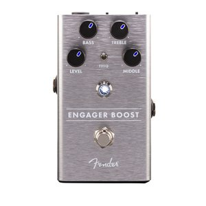 Fender Engager Boost Pedal ブースター ギターエフェクター