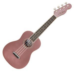 Fender Zuma Classic Concert Ukulele WN Burgundy Mi...