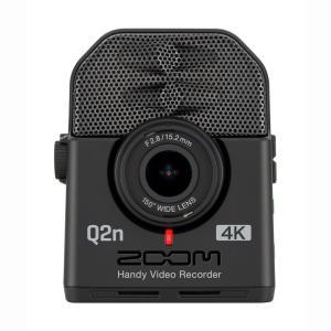 ZOOM Q2n-4K Handy Video Recorder 4K ハンディビデオレコーダー