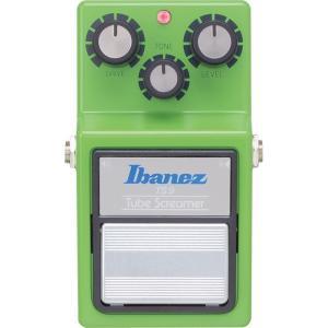 IBANEZ TS9 ギターエフェクターオーバードライブの代名詞とも呼べるTS9 チューブスクリーマ...