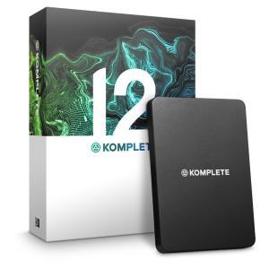 【アップデート版】 NATIVE INSTRUMENTS KOMPLETE 12 UPD ソフトウェ...
