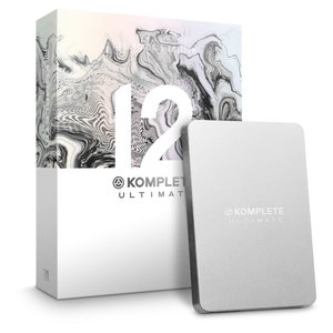 【アップグレード版】 NATIVE INSTRUMENTS KOMPLETE 12 ULTIMATE...