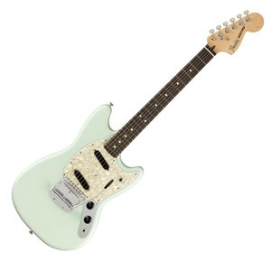 Fender American Performer Mustang RW SATIN SBL エレキ...