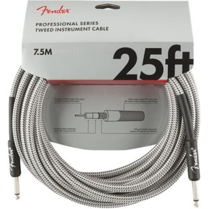 Fender Professional Series Instrument Cable SS 25'...