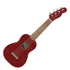 Fender Venice Soprano Ukulele CHY WN ソプラノ ウクレレ