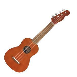 Fender Venice Soprano Ukulele NAT WN ソプラノウクレレ