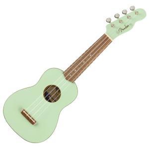 Fender Venice Soprano Uke WN Surf Green ソプラノウクレレ