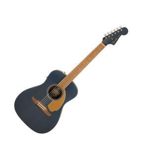 Fender Malibu Player Midnight Satin WN エレクトリックアコース...