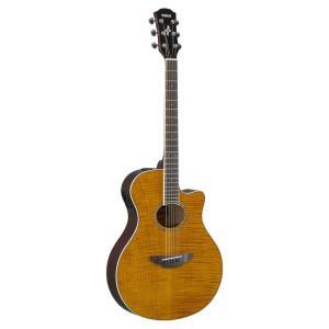 YAMAHA APX600FM AM エレクトリックアコースティックギター