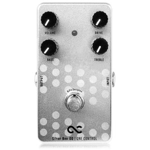 One Control Silver Bee OD オーバードライブ ギターエフェクターOne Co...