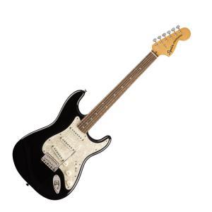 Squier Classic Vibe '70s Stratocaster BLK LRL エレキギ...