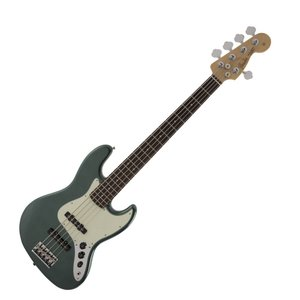 Fender Made in Japan Hybrid Jazz Bass V RW Sherwoo...