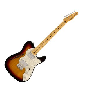 Squier Classic Vibe '70s Telecaster Thinline 3TS M...