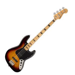Squier Classic Vibe '70s Jazz Bass 3TS MN エレキベース