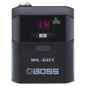 WL-60用のスペア・トランスミッター。WL-60Tは、ワイヤレス・システムWL-60と互換性のある...