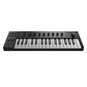 KOMPLETE KONTROL M32は音楽制作に必要なものが全て揃っています。弾き心地の良いコン...