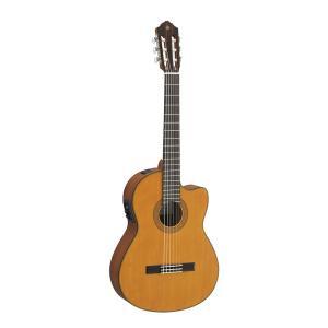 YAMAHA CGX122MCC エレクトリック ガットギタースタンダードモデル「CG122MC」を...