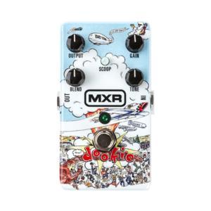 MXR DD25 DOOKIE DRIVE オーバードライブ ギターエフェクターDD25 / DOO...