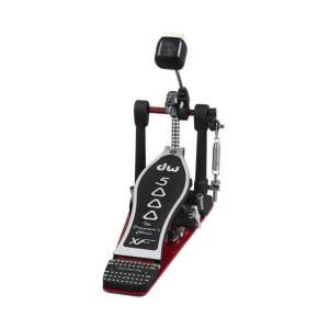 DW DW-5000AD4XF ドラムペダルDW5000シリーズのダブルチェーン/ロングボードタイプ...