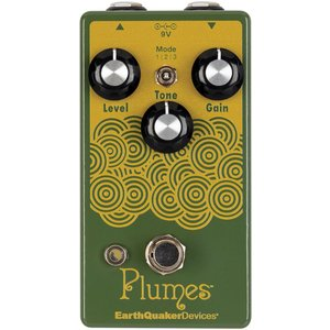 EarthQuaker Devices Plumes ギターエフェクター オーバードライブ