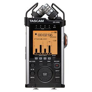 TASCAM DR-44WL VER2-J Wi-Fi接続対応 リニアPCMレコーダー