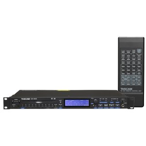 TASCAM CD-500 1U 業務用CDプレーヤー