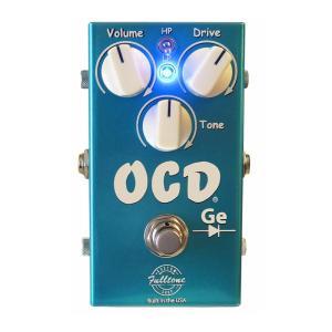Fulltone Custom Shop OCD-Ge オーバードライブ エフェクター