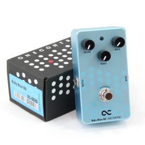 One Control Baby Blue OD ギターエフェクター※本商品は店頭展示品です。使用感...