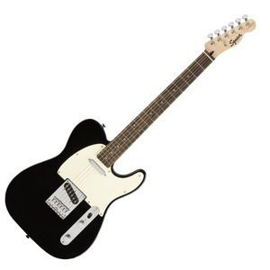 Squier Bullet Telecaster LRL BLK エレキギター
