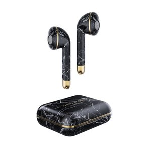 HAPPY PLUGS AIR1 LIMITED EDITION BLACK MARBLE 1620...
