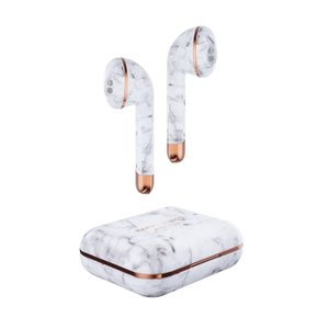 HAPPY PLUGS AIR1 LIMITED EDITION WHITE MARBLE 1621...
