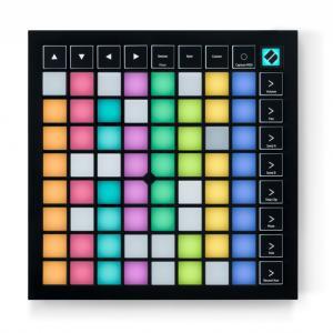 novation LaunchPad X MIDIコントローラー ローンチパッドエックス パッドコン...
