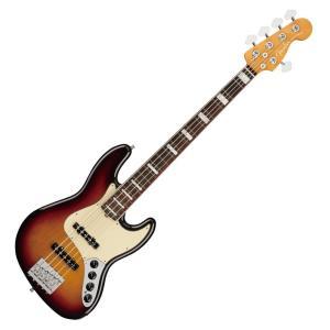 Fender American Ultra Jazz Bass V RW ULTRBST 5弦エレキ...