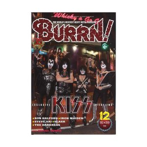 BURRN! 2019年12月号 シンコーミュージック