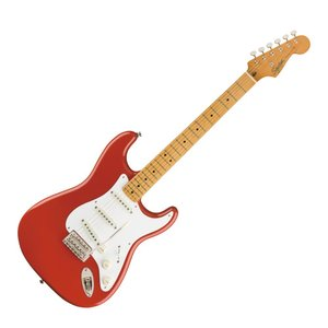Squier Classic Vibe '50s Stratocaster MN FRD エレキギタ...