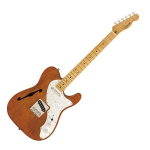 Squier by Fender スクワイヤー / スクワイア Classic Vibe '60s Telecaster Thinline Maple Fingerboard Natural テレキャスターの商品画像 ナビ