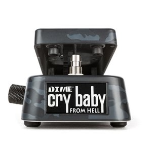 JIM DUNLOP DB01B Dime Crybaby From Hell ワウペダル