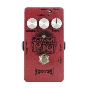 Skreddy Pedals General Pig ファズ ギターエフェクター