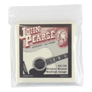 John Pearse 300M アコースティックギター弦 13-56