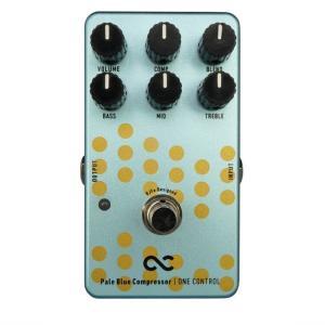 One Control Pale Blue Compressor コンプレッサー ギターエフェクター