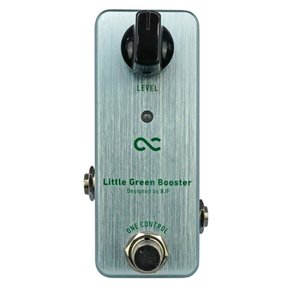 One Control Little Green Booster ブースター ギターエフェクター